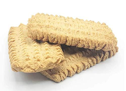 Galletas con salvado de trigo sin azúcar de Puebla de Sancho Pérez (Badajoz) - caja 2 kg (envueltas individualmente)