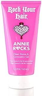 Michael O Rourke Rock Your Hair ANNIE ROCKS Cheer, Dance and Gymnastics Gel 5.5oz