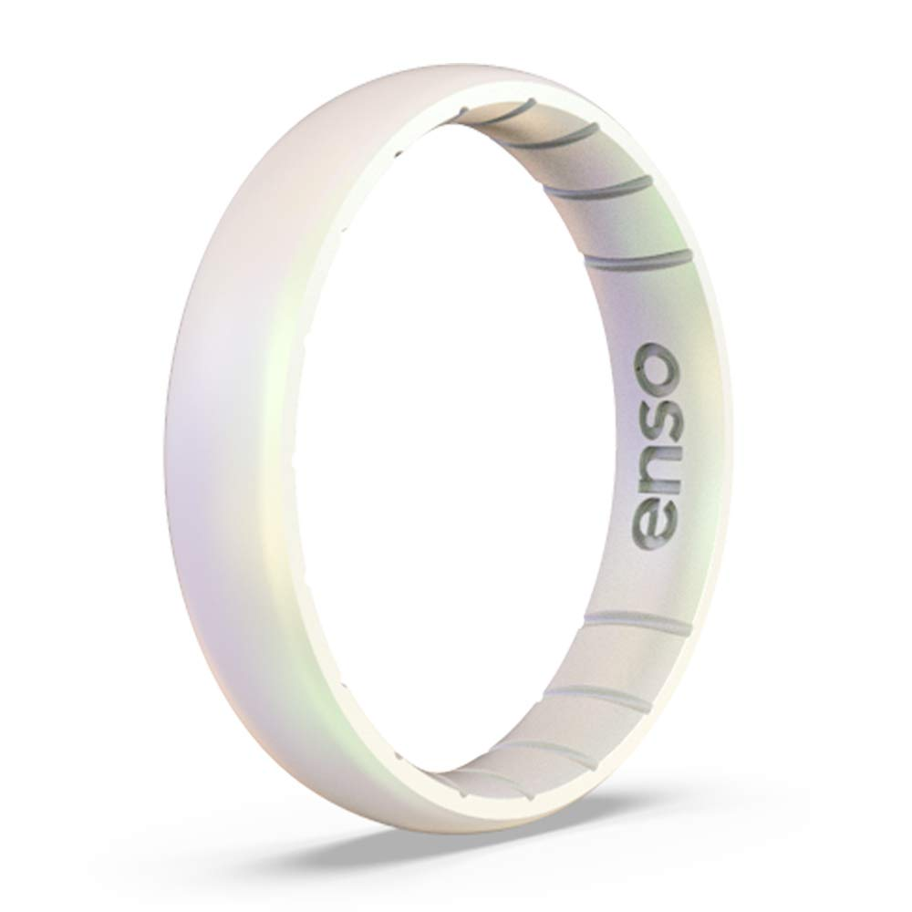 and Safe Silicone Ring Made in The USA an Ultra Comfortable Enso Rings Thin Legend Silicone Ring Breathable Lifetime Quality Guarantee
