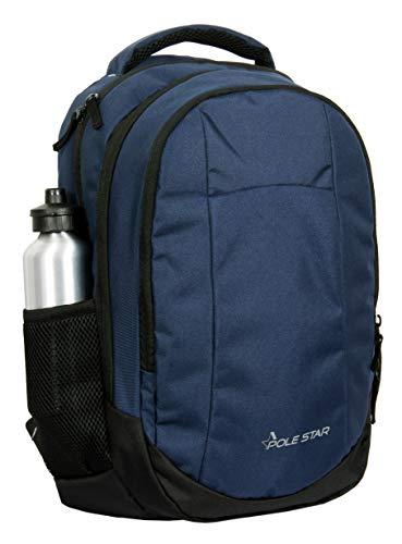 "POLESTAR""Noble Blue 32 Ltrs Casual bagpack/School Bag/Laptop Backpack"