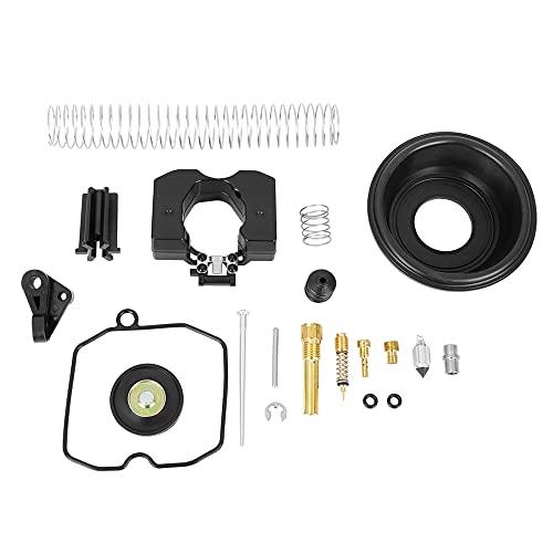 F FIERCE CYCLE Motorcycle Carburetor Repair Rebuild Kit for Harley Davidson CV 27421-99C 27490