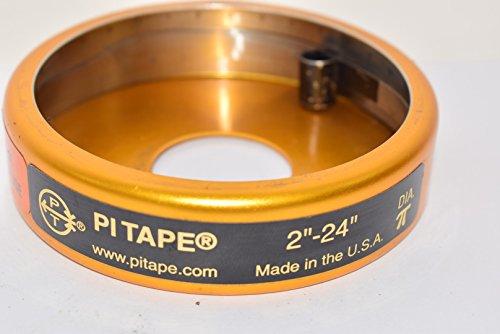 "Pi Tape 2"" to 24"" Range Periphery Tape Measure"