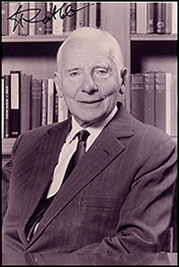 Joseph Rotblat - Inscribed Photograph Signed