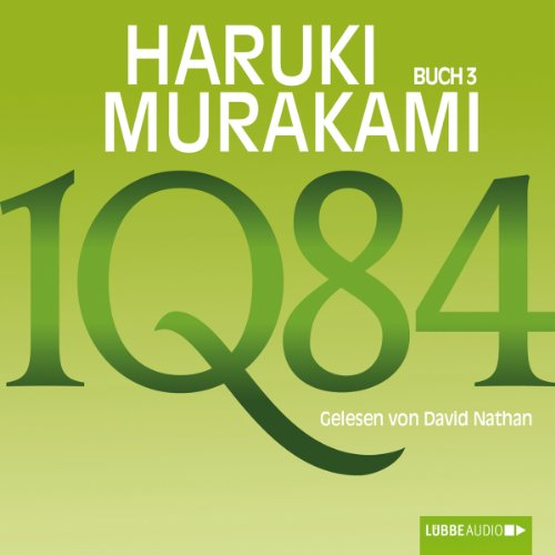 1Q84, Buch 3 audiobook cover art