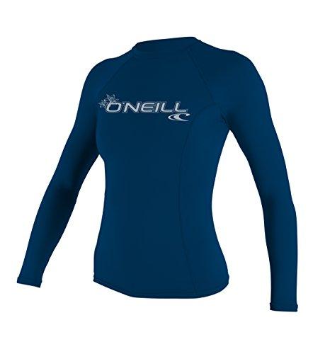 O'Neill Wetsuits dames UV-bescherming wms basic skins L/S crew