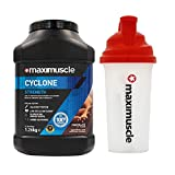 Maximuscle Cyclone - 1.26kg - Chocolate with Shaker