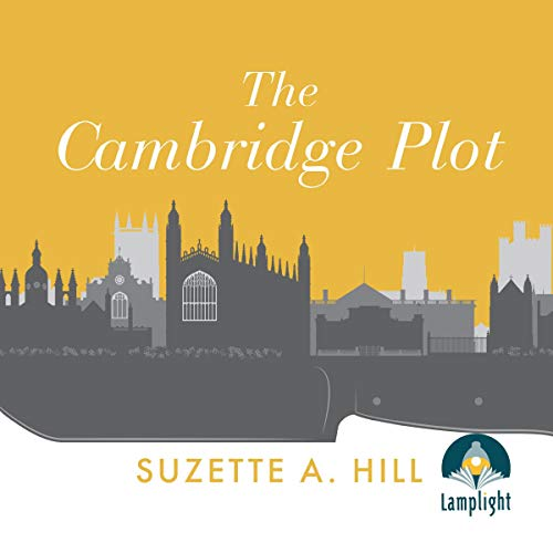 The Cambridge Plot audiobook cover art
