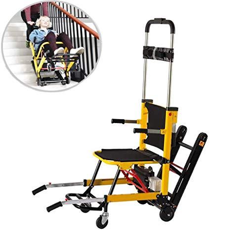 L-Y elektrische eenvoud van de oude rolstoel met beweegbare wielen, halftransparant, licht en compact.
