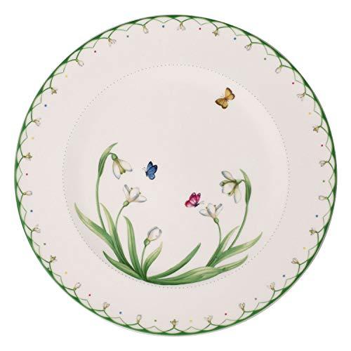 Villeroy & Boch Colourful Spring, Segnaposto, Bianco Multicolore, 32 cm