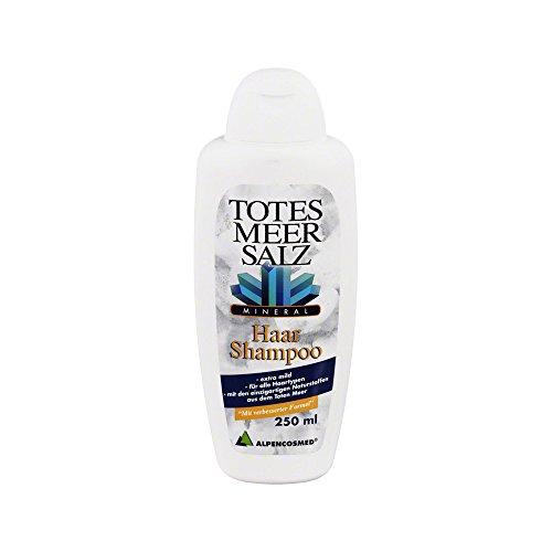Sel De La Mer Morte Shampoing cheveux, 250 ml
