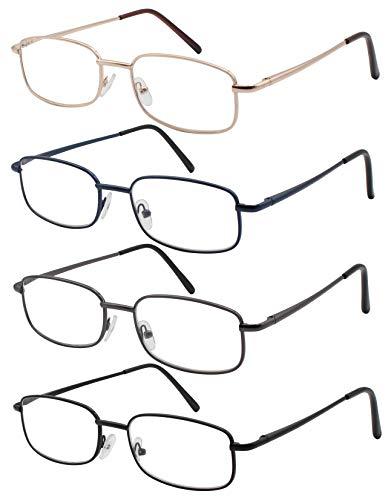 TBOC Gafas Lectura Presbicia Vista Cansada - [Pack