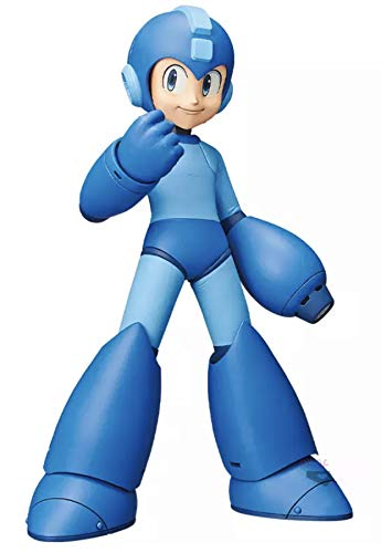 Banpresto 75530010329 Megaman Grandista Figur, Mehrfarbig
