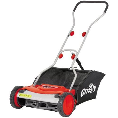 GRIZZLY HRM 38 TAGLIAERBA MANUALE ELICOIDALE