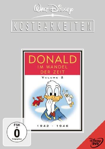 Walt Disneys Kostbarkeiten - Donald - Im Wandel der Zeit 2: 1942-1946 (2 DVDs)