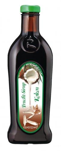 Riemerschmid Frucht-Sirup Kokos 0,5 Liter