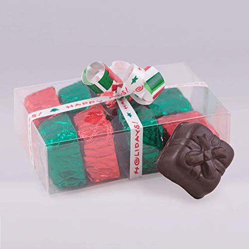 Amanda's Own Chocolate Christmas Presents Gift Box- Nut Free, Dairy Free, Gluten Free, Soy Free, Egg Free, Sesame Free