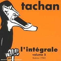 Henri Tachan Intégrale Vol.5