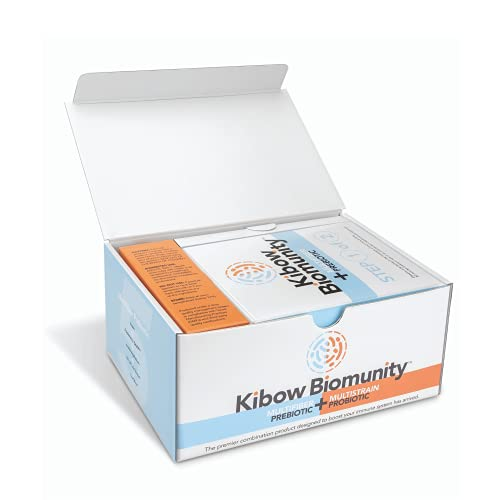 Biomunity is a Complete Immune-Nourishing Blend of Vitamins + nutrients + probiotics + prebiotics. 100% Natural. Vegan. 30 Capsules + 30 sachets. BetterNutrition Editor's Pick.