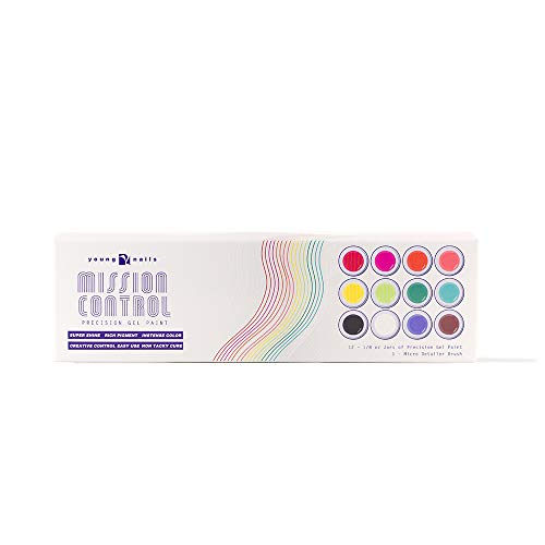 Young Nails Mission Control Precision Gel Nail Art Kit