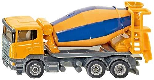 kyman Modelo DE Juguete SIMULACIÓN Modelo de Juguete para niños Modelo de simulación Ingeniería de vehículos Modelo de aleación Modelo de automóvil - Coche Mezclador de Cemento