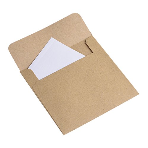 BCP 50 Pieces Small Kraft Coin Envelopes, Grocery Bag, jewelry...