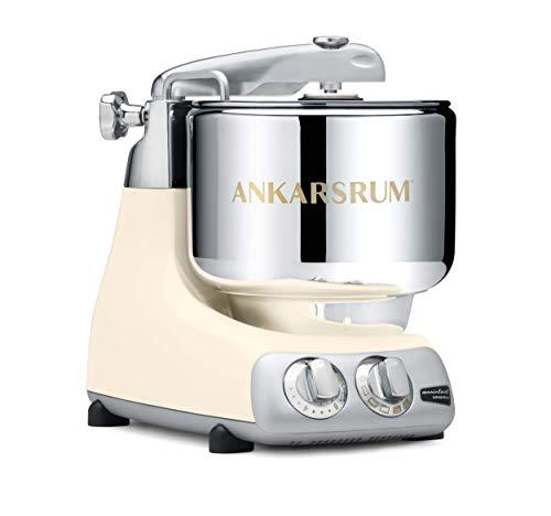 Ankarsrum 6230 CRL Assistent Original Basis Küchenmaschine, Leichte Creme