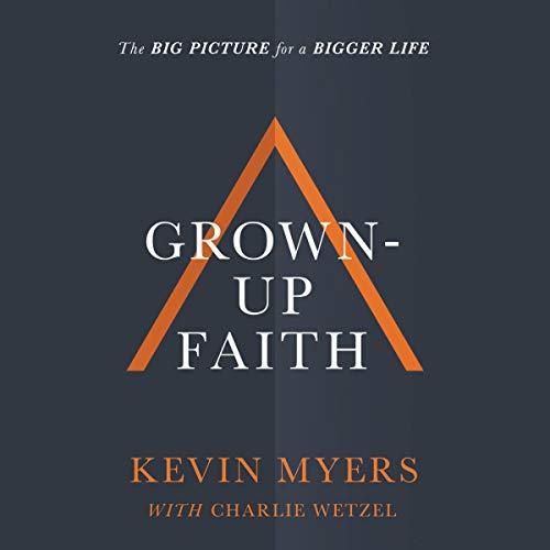 Grown-Up Faith audiobook cover art