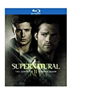Supernatural: The Complete Eleventh Season [Blu-ray]
