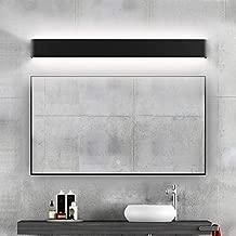 Ralbay Modern Black Bathroom Vanity Light 32.6inch Vanity Light for Bathroom 30W Up and Down Indoor Wall Lighting Fixtures Natural White 4000K