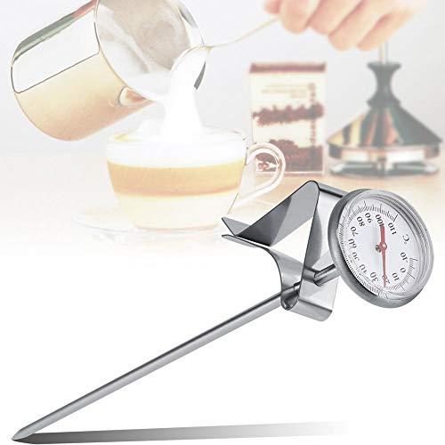 Kaffeethermometer - Milchthermometer -10~110 ℃ Leicht zu reinigendes Kaffee-Schaumzubehör