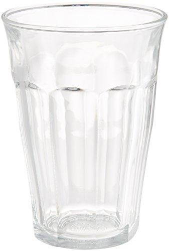 Duralex Picardie Set de Vasos, 8.8 cm