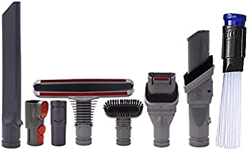 Attachments Tools Kit for Dyson V11 V10 V8 Absolute/ V8 Animal/ V7 V6, DC59, DC44, DC35 Absolute Cord-Free Vacuum Cleaner Accessories