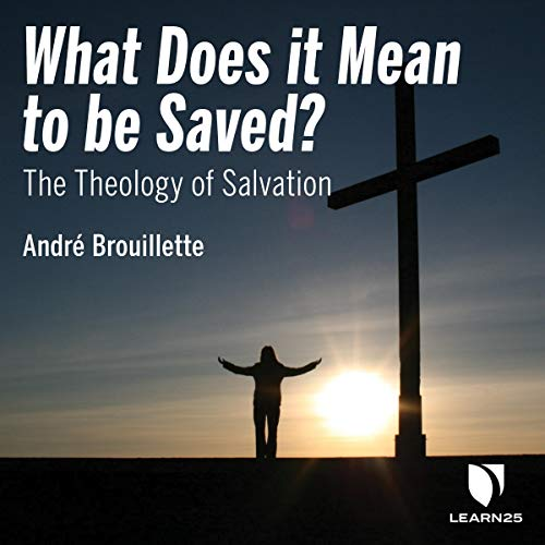 What Does It Mean to Be Saved? copertina