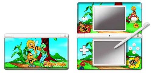 Nintendo DS Lite - Modding Skin [Maja, Willi & Flip]