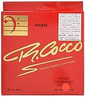R.Cocco リチャードココ ベース弦 RC4H N (ニッケル .050-.110)