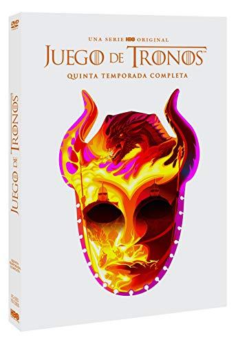 Juego De Tronos Temporada 5 Ed.Limitada R.Ball [DVD]