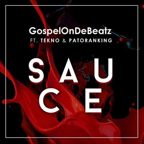 GospelOnDeBeatz feat. Patoranking & Tekno