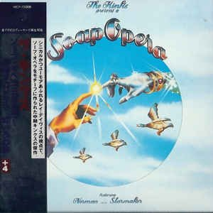 Soap Opera (Shm-CD)