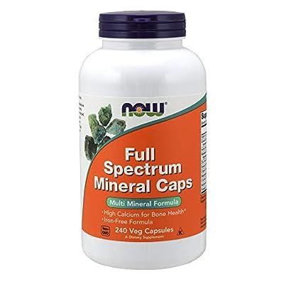 NOW Foods - Full Spectrum Minerals Multi
