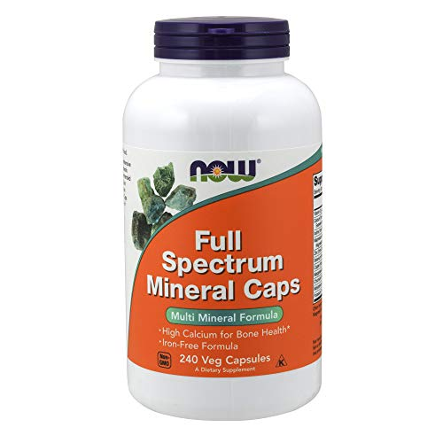 Now Foods, Full Spectrum Minerals Caps, 240 Kapseln