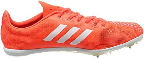 adidas Adizero Ambition 4, Zapatillas de Running Hombre, Rojo (Solar Red/ftwr White/core...