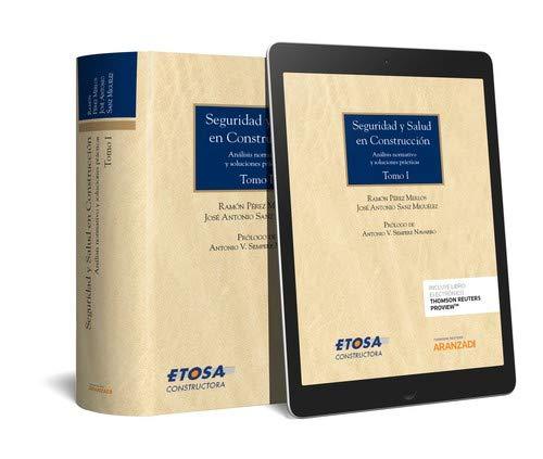 Seguridad y salud en construcción (2 Tomos) (Papel + e-book): Análisis...