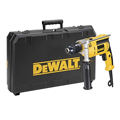 DEWALT D024K 230V Impact Drill 13MM + CASE, 650 W, 240 V