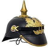 aubaho Pickelhaube Preussen Deutschland Helm Bayern Kaiserreich Adler Antik-Stil 25cm