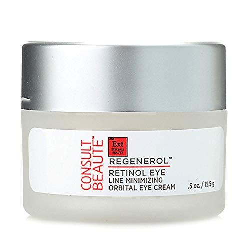 Consult Beaute Regeneron Retinol Eye Cream Review