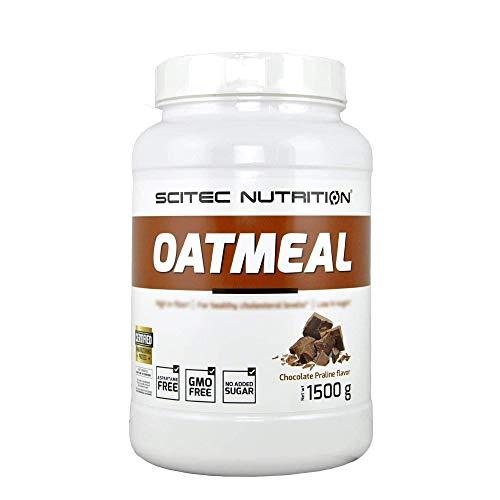Oatmeal Instant Oats mit Hafer und Protein 1500g Superfood Premium Müsli, in verschiedenen Geschmacksrichtungen erhältlich, der leckere Energielieferant . (Kokosnuss, 1500g)