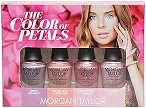 Morgan Taylor - The Color of Petals Collection - Mini 4 pk - 5 mL / 0.17 oz Each