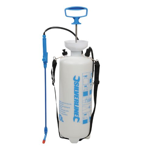 Silverline 10LTR Irroratore a Pressione 10L 630070