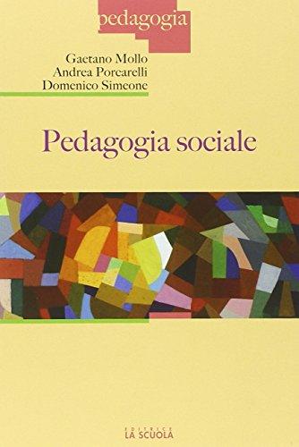 Pedagogia sociale
