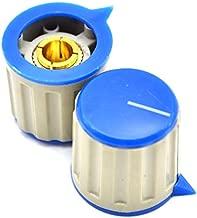 Isali Electronic - Within KN115 Type Locking knob Potentiometer knob Plastic knob Hole 6MM hat